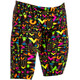 Funky Trunks Training Jammers - Bañadores Niños - negro/Multicolor
